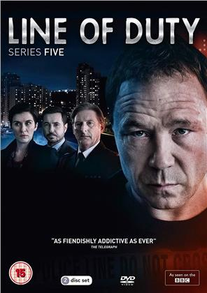 Line Of Duty - Series 5 (BBC, 2 DVD)