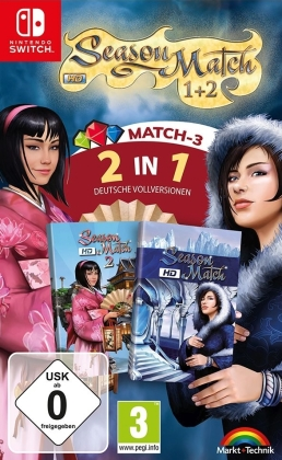 2 in 1 Match - 3 Bundle