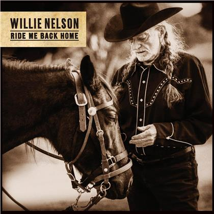 Willie Nelson - Ride Me Back Home (Gatefold, LP)