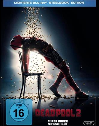 Deadpool 2 (2018) (Extended Cut, Edizione Limitata, Steelbook)