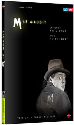 M le maudit (1931) (Blu-ray + DVD)