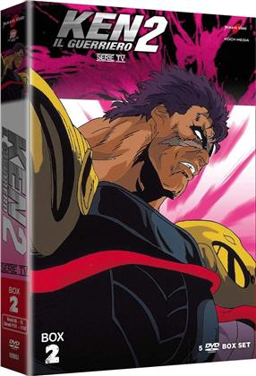 Ken il Guerriero - Serie 2 Box 2 (5 DVDs)