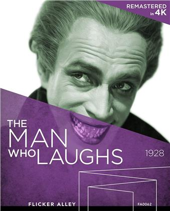 The Man Who Laughs (1928) (4K Mastered, s/w)