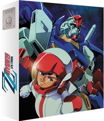 Mobile Suit Gundam ZZ - Saison 1 - Box 1/2 (Box, Collector's Edition, 3 Blu-rays)