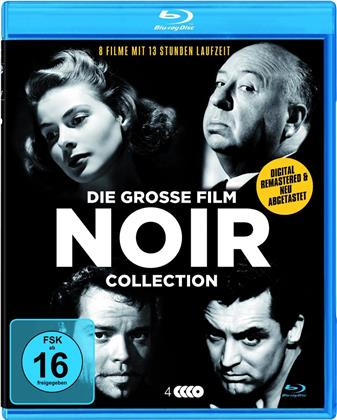 Die grosse Film Noir Deluxe-Collection (4 Blu-rays)