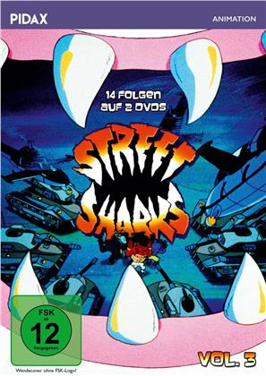 Street Sharks - Vol. 3 (2 DVDs)