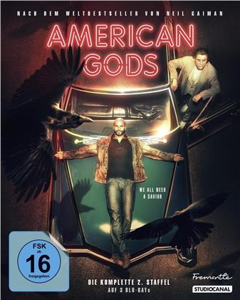 American Gods - Staffel 2 (Collector's Edition)