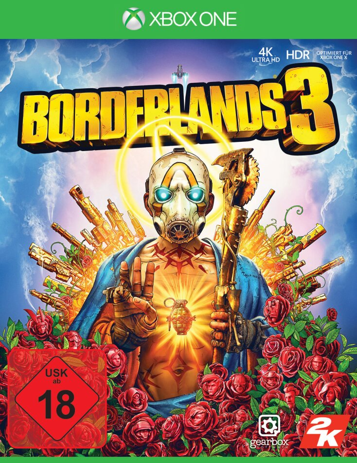 Borderlands 3 (German Edition)