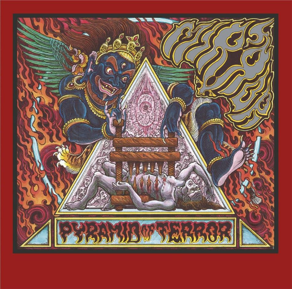 Mirror - Pyramid Of Terror (LP)