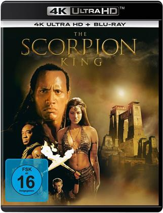 The Scorpion King (2002) (4K Ultra HD + Blu-ray)