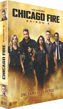 Chicago Fire - Saison 6 (6 DVDs)