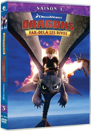 Dragons - Par-delà les rives - Saison 3 (2 DVDs)