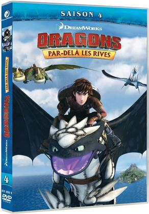 Dragons - Par-delà les rives - Saison 4 (2 DVDs)