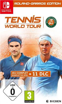 Tennis World Tour - (Roland Garros Edition)