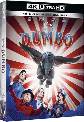 Dumbo (2019) (4K Ultra HD + Blu-ray)