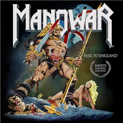 Manowar - Hail To England (2019 Reissue, Remastered)
