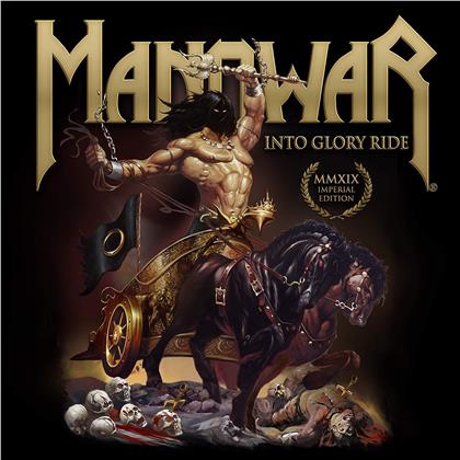 Manowar - Into Glory Ride (2019 Reissue, Remastered)