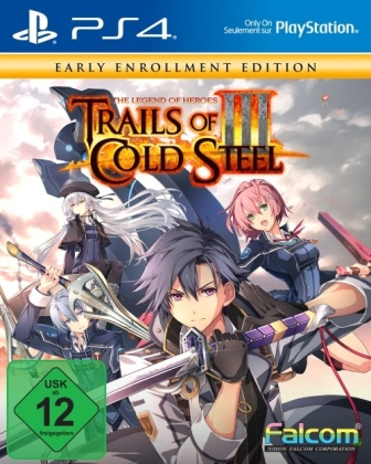 The Legend of Heroes - Trails of Cold Steel III Early Enrollment Edition (Day One Edition)