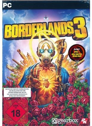 Borderlands 3 - (Code in a Box) (German Edition)