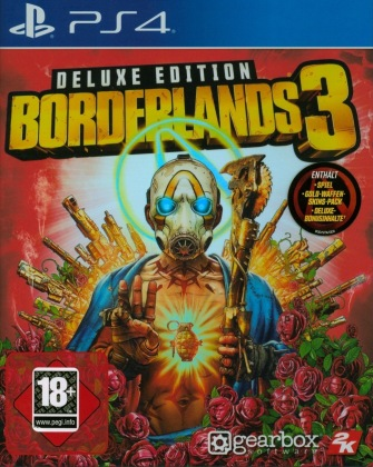 Borderlands 3 (German Deluxe Edition)