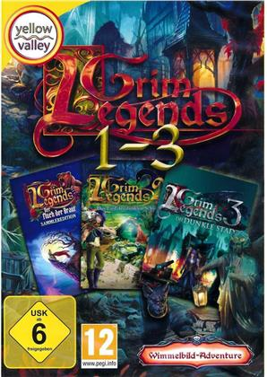 Grim Legends 1-3