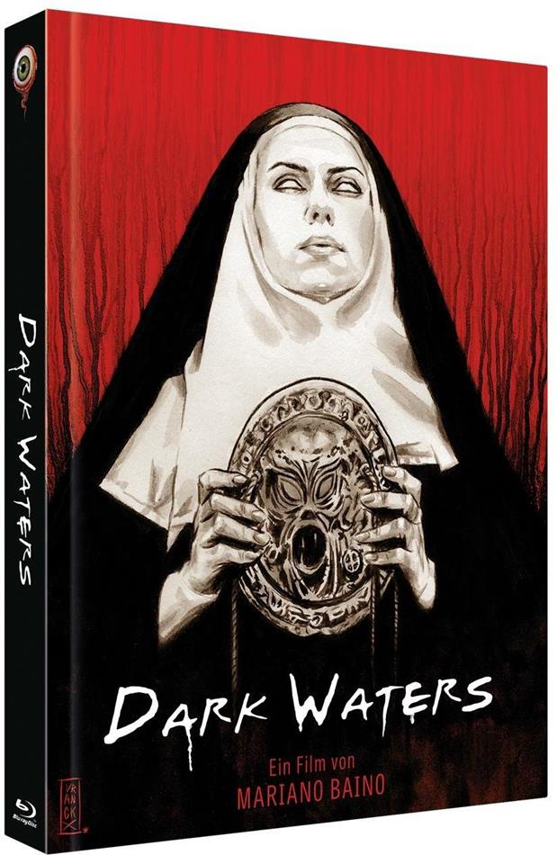 Dark Waters (1993) (Cover B, 25th Anniversary Edition, Limited Edition, Mediabook, Ultimate Edition, Blu-ray + 2 DVDs)