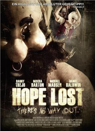 Hope Lost (2015) (Cover B, Limited Ultimate Edition, Mediabook, Uncut, Blu-ray + DVD)