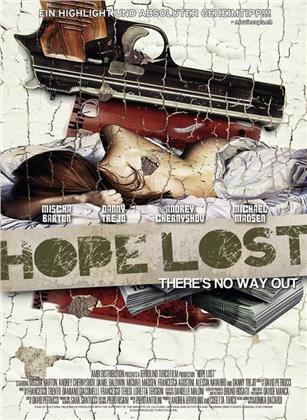 Hope Lost (2015) (Cover D, Limited Ultimate Edition, Mediabook, Uncut, Blu-ray + DVD)