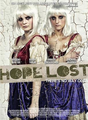 Hope Lost (2015) (Cover E, Limited Ultimate Edition, Mediabook, Uncut, Blu-ray + DVD)