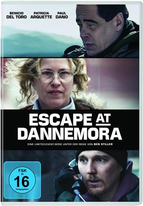 Escape at Dannemora - Mini-Serie (3 DVDs)