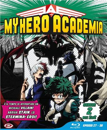My Hero Academia - Stagione 2 - Box 2 (Limited Edition, 3 Blu-rays)