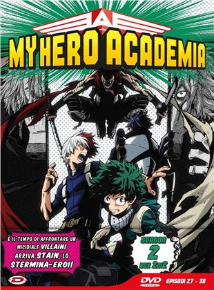 My Hero Academia - Stagione 2 - Box 2 (Limited Edition, 3 DVDs)
