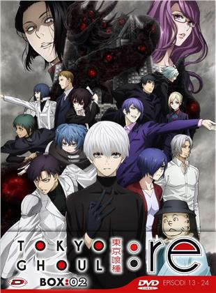 Tokyo Ghoul: Re - Stagione 3 - Box 2 (Limited Edition, 3 DVDs)