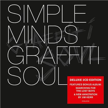 Simple Minds - Graffiti Soul (2019 Reissue, Demon Records, Deluxe Edition, 2 CDs)