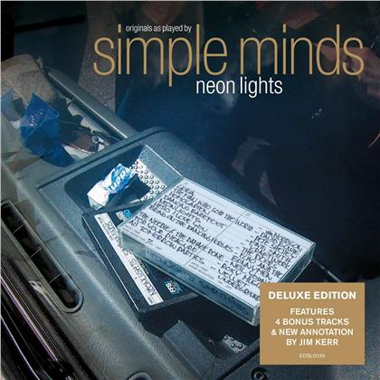 Simple Minds - Neon Lights (2019 Reissue, Demon Records, Deluxe Edition)