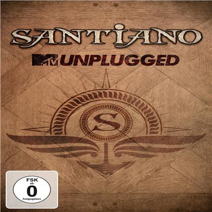 Santiano - Mtv Unplugged (Deluxe Edition, 2 CD + 2 DVD + Blu-ray)