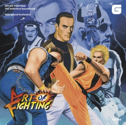 Neo Sound Orchestra - Art Of Fighting - The Definitive Soundtrack - OST (LP)