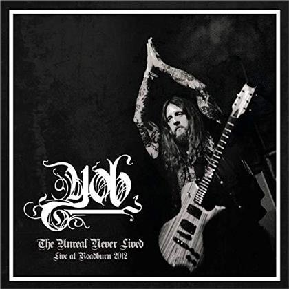Yob - Unreal Never Lived (2019 Reissue, Burning World, 2 LPs)