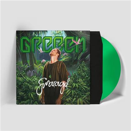 GReeeN - Smaragd (Limited Edition, LP + CD)