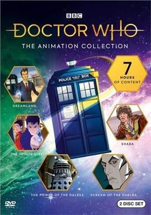 Doctor Who - The Animation Collection (BBC, 2 DVDs)