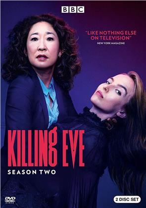 Killing Eve - Season 2 (BBC, 2 DVDs)