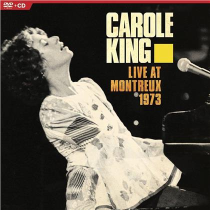 Carole King - Live At Montreux 1973 (CD + DVD)