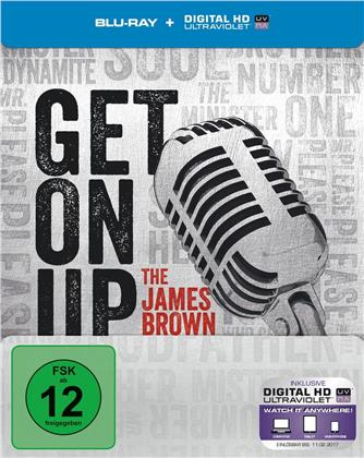 Get on up (2014) (Edizione Limitata, Steelbook)