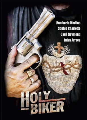 Holy Biker (2016) (Cover C, Limited Edition, Mediabook, Blu-ray + DVD)