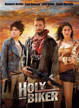 Holy Biker (2016) (Cover B, Limited Edition, Mediabook, Blu-ray + DVD)