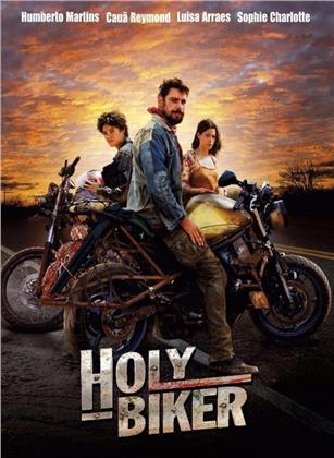 Holy Biker (2016) (Cover A, Limited Edition, Mediabook, Blu-ray + DVD)