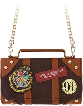 Harry Potter - Shoulder Bag With Patches