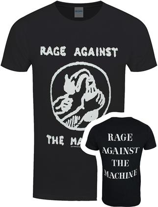 Rage Against The Machine - Molotov & Stencil