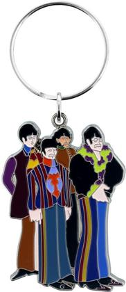 The Beatles - Yellow Submarine Keyring
