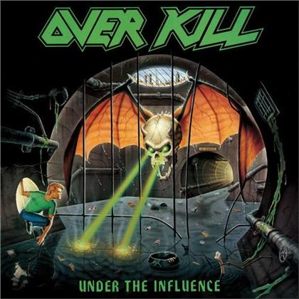 Overkill - Under The Influence (Rock Candy Edition, Collectors Edition, Remastered)